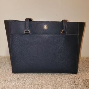 Tory Burch Robinson Small Tote 2018 Style